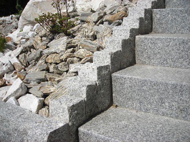palisada granit kostka granitowa opornik kora kamienna grys granitowy
