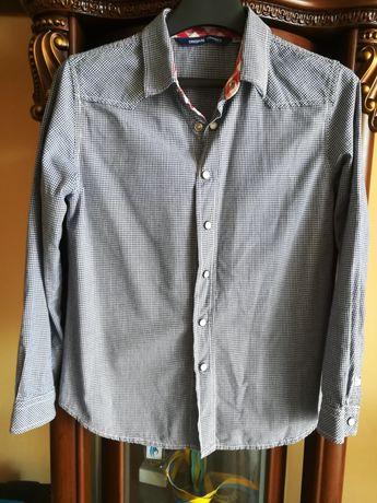 Рубашка на мальчика 10-11 лет