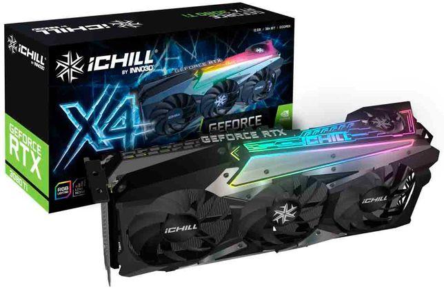 Inno3D GeForce® RTX 3080 Ti iChill X4 12GB GDDR6X