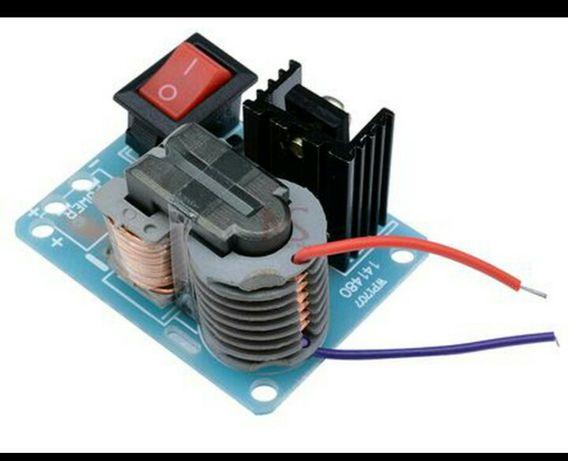 DIY Kit DC 3.7в Высокое Напряжение Генератор, Преобразователь