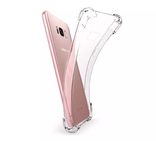 Capa Transparente Samsung S9 e S9 plus