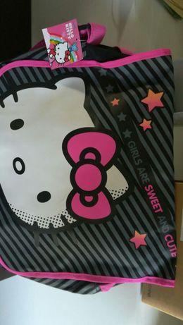 Mochila / Lancheira Hello Kitty