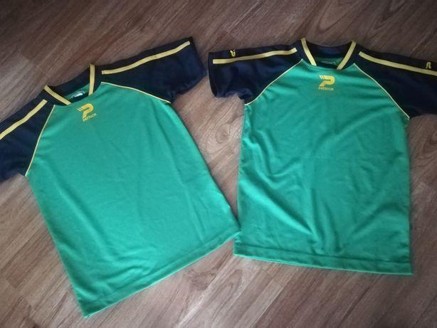 Koszulka piłkarska, sportowa Patrik dla bliźniaków r. 134