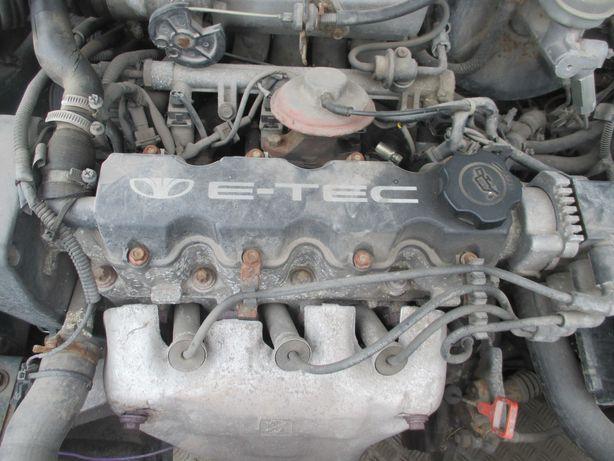 Daewoo Lanos silnik 1,5 1.5 8v skrzynia biegów rozrusznik alternator