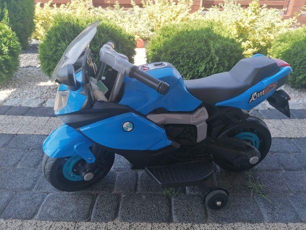 Motocykl na akumulator