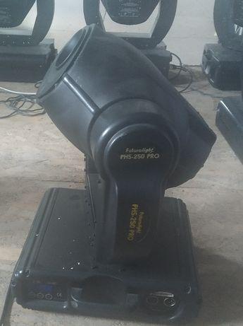Световые головы Futurelight PHS-250 Pro обмен