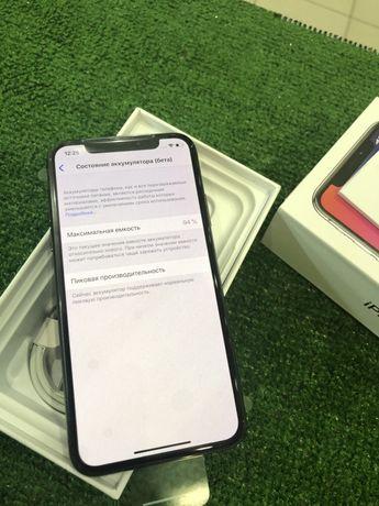 IPhone X 10 64 space gray Neverlock Гарантия 3 месяца , Оригинал