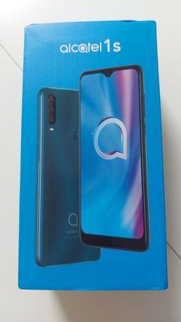 Telefon Alcatel 1s Szary Nowy
