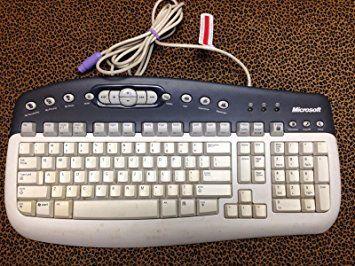 Microsoft Multimedia Keyboard 1.0a