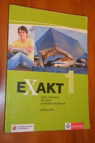 Podręcznik do języka niemieckiego Exakt 1