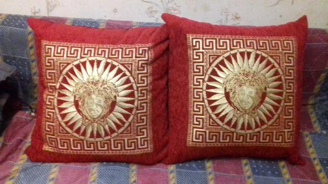 Красивые подушки декоративные)