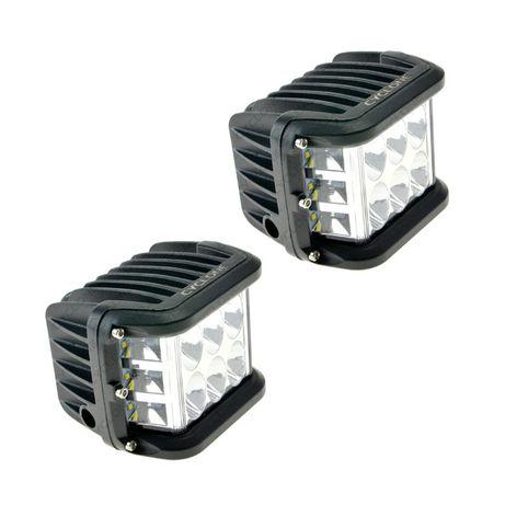 Светодиодные Фары, LED, Фары Рабочего Света с поворотниками, ДХО