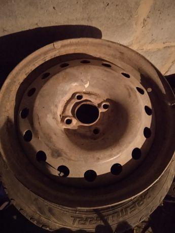 Продам железной диск на Опель вектора а р15