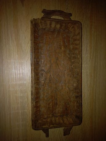 Tacka drewniana stara