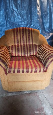 Диван 2 крісла розкладні