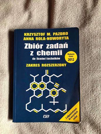 Zbiór zadań Pazdro z chemii