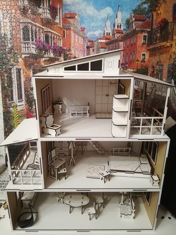 Дом для кукол Ляльковий будинок.