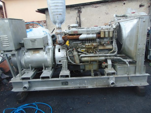 Agregat prądotwórczy Prądnica 100 kw 110 125 kva 130 Bez Silnika