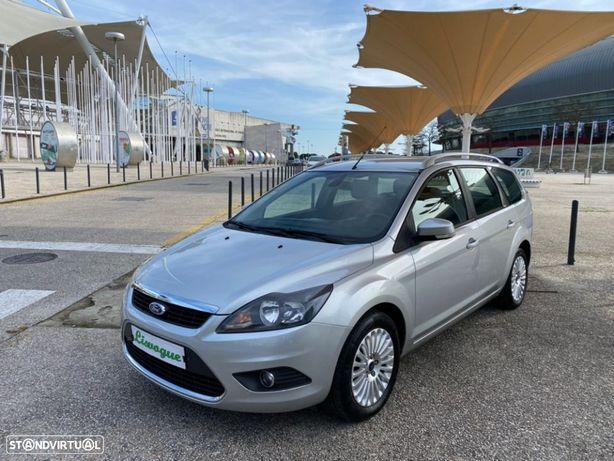 Ford Focus SW 1.6TDCI Titanium