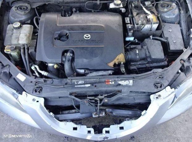 Motor Mazda 2 3 1.6D 110cv Y6 Caixa de Velocidades Automatica - Motor de Arranque  - Alternador - compressor Arcondicionado - Bomba Direção