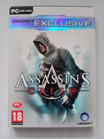 Assasin's Creed - Gra Komputerowa