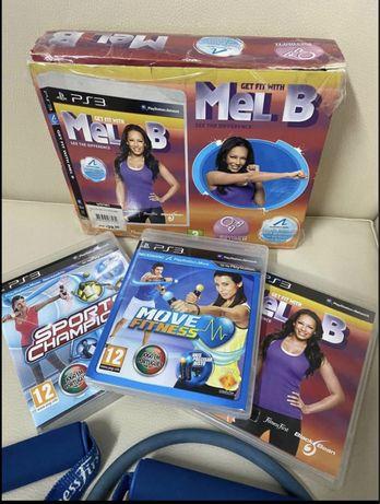 Acessórios e jogos PS3