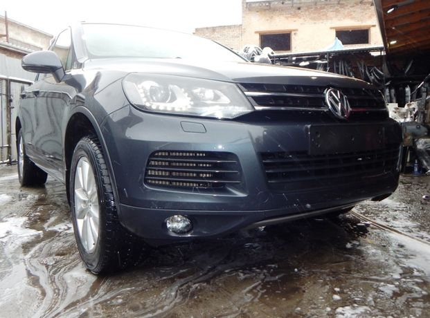 Разборка Volkswagen Touareg 3.0 CRC 2010-2014г Запчасти Розборка Шрот