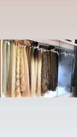 Славянские волосы натуральные для наращивания есть наложенный платёж