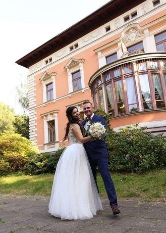 Suknia - suknia ślubna