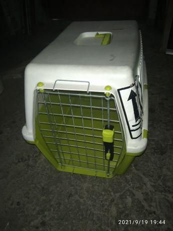 Vendo transportadora de animais como nova medidas 55-26-24