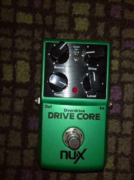 Efekt nux drive core