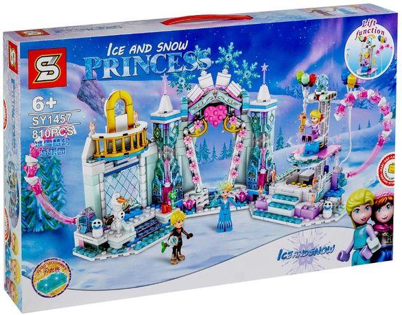 Конструктор SY 1457 Парк развлечений Снежная фантазия Frozen Лего Lego