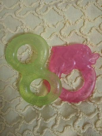 Іграшки-гризуни силіконові для немовлят