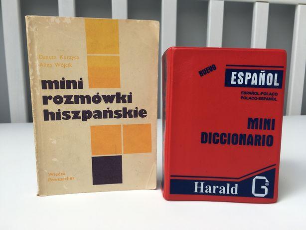 Rozmówki hiszpańskie