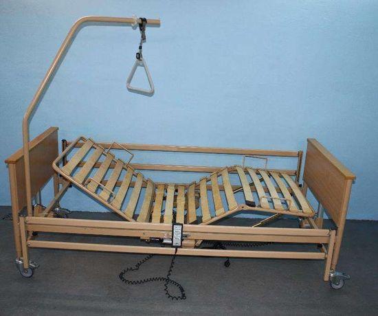 Łóżko rehabilitacyjne, Ortopedyczne, szpitalne. Wyszogród