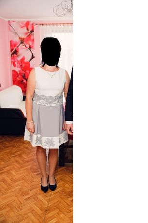 Elegancka sukienka rozmiar 40