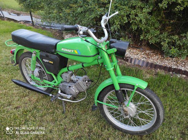 Sprzedam motorower Ogar 205