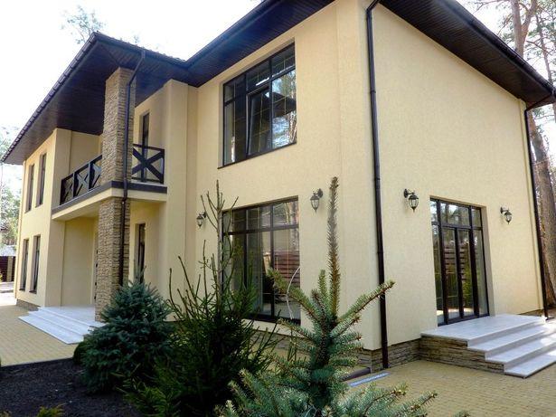 Продам 2-этажный загородный дом с дизайнерским ремонтом
