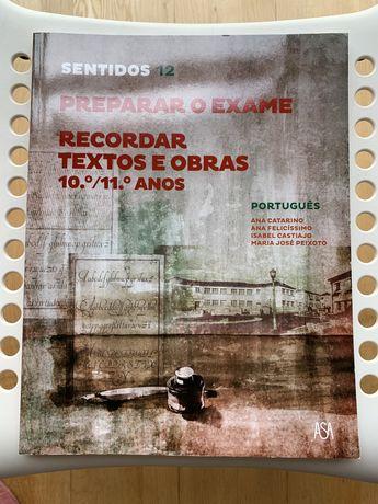 Sentidos Português 12º Ano - Caderno de Atividades