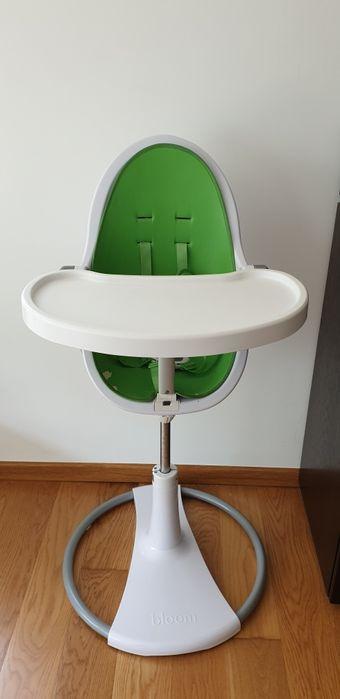 Cadeira Pápa Bloom fresco chrome Alcabideche - imagem 1