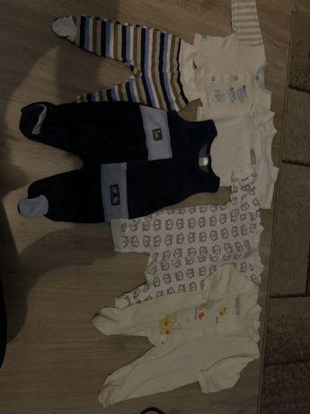 Zestaw ubrań dla chłopca r62