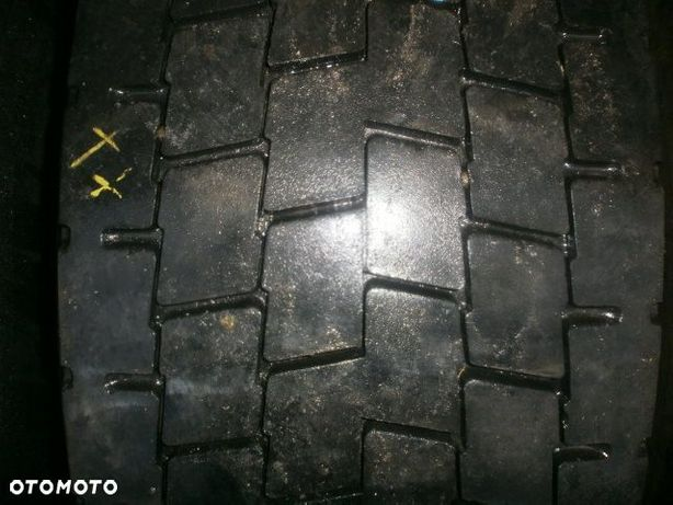 315/70R22.5 Michelin Opona ciężarowa XDE2 Napędowa 8 mm