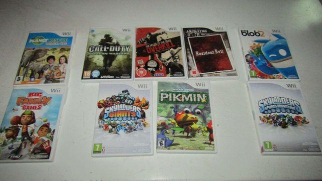 Lote de Jogos Nintendo Wii - Ler Anúncio