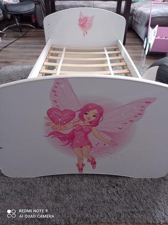 Łóżko dziecięce 140x80