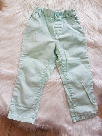 Spodnie 92 regulowane H&M