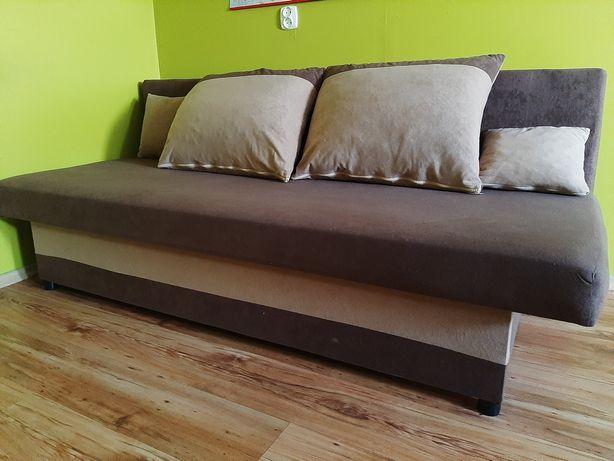 Sofa z funkcją spania 200×140