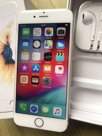 iPhone 6s Gold 16GB (apple)