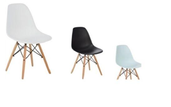 Cadeira LARA em branco