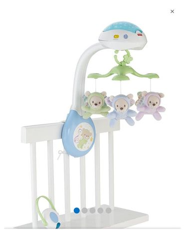 Fisher-Price Karuzela z misiami