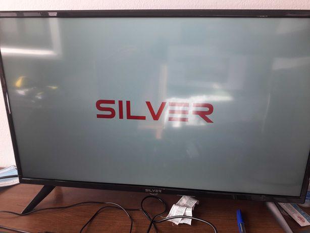 Silver LED TV 24 polegadas com garantia
